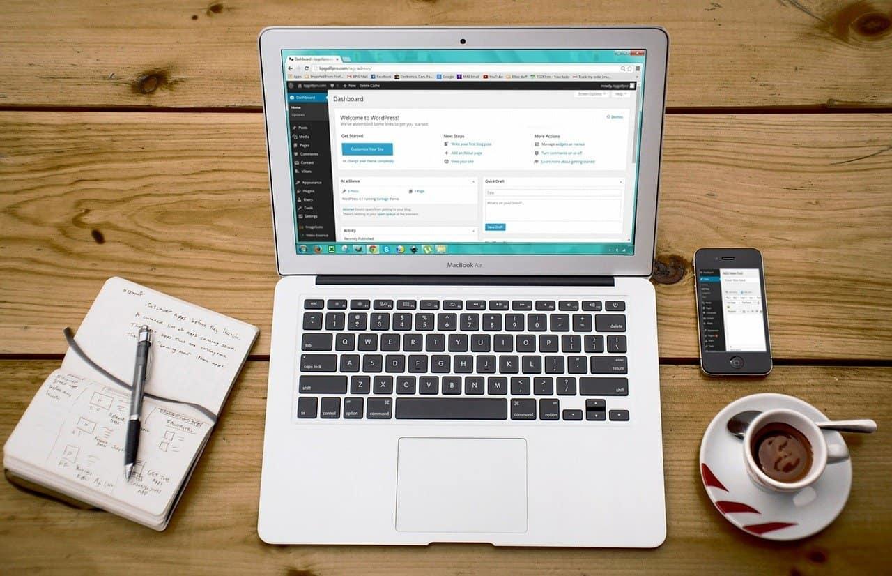 Work with a wordpress development agency