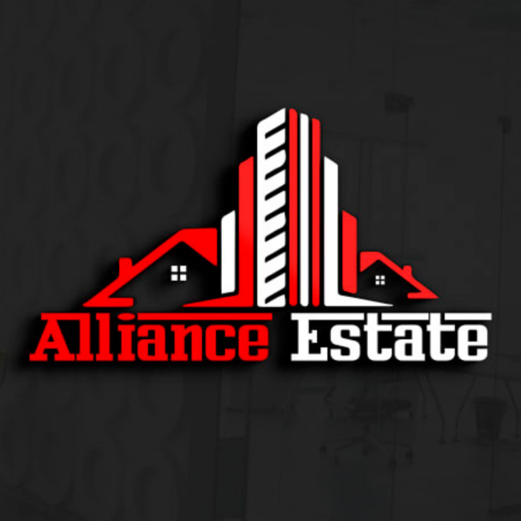 Example of a Professional Real estate logo design